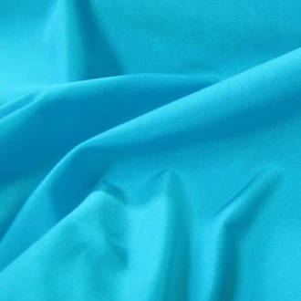 Electric Blue 1st Grade Shiny Nylon Lycra **Remnant 0.95m**