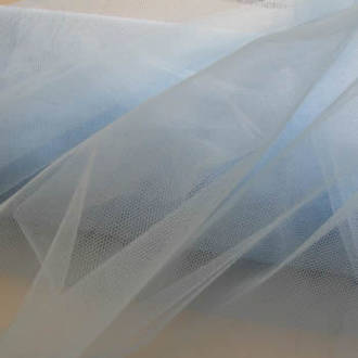 Powder Blue Ballet Tulle