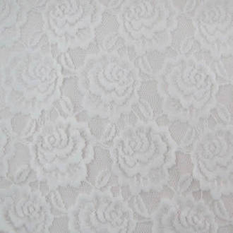 Cream Polyester Lace